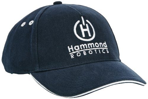 Price comparison product image Titanfall - Hammond Robotics Baseball Cap, Blue (Navy), One size