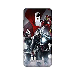 StyleO Xiaomi Redmi Note 3 Designer Printed Case & Covers (Xiaomi Redmi Note 3 Back Cover) - Avengers