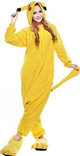 Animal style kigurumi Pyjama Adulte Anime pyjamas tenue Onesie Cospaly Fete Flannels costume M