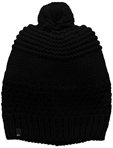 Quiksilver Herren Hat Planter Beanie M Hat, Schwarz, One size (Quicksilver-kleidung)