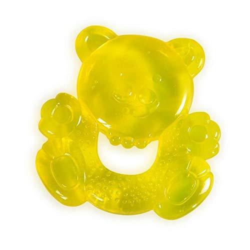 Beißring Bär T1193, BPA-frei, Kühlbeißring als Zahnungshilfe ab 3 Monate