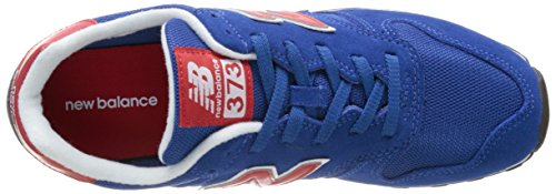 New Balance Ml_wl373v1, Scarpe da Ginnastica Basse Uomo Blu (Blue/Red/Grey)