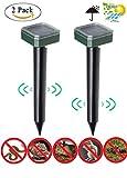 Best Snake Repellents - Ultrasonic Pest Repeller Solar Animal Repellent Get Rid Review