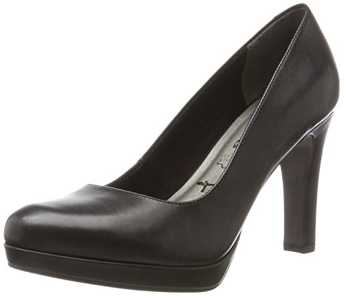 Tamaris Damen 22437 Pumps, Schwarz (Black), 38 EU