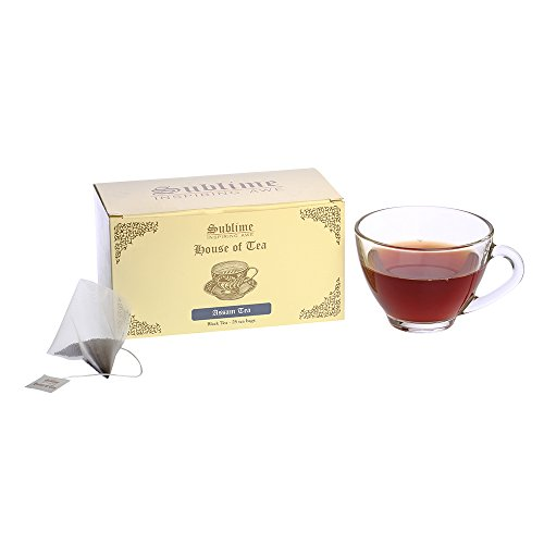 Sublime House Of Tea -assam Ctc (25 Tea Bags)