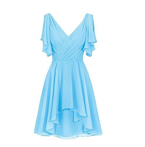 KA Beauty - Robe - Femme Bleu