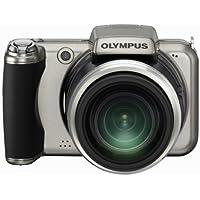 Olympus SP-800 UZ Appareils Photo Numériques 14.7 Mpix Zoom Optique 30 x Argent et Noir