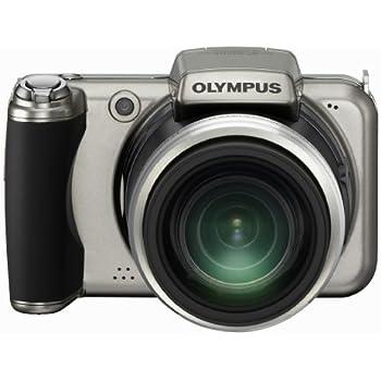 Olympus SP-800UZ Digital Camera - Titanium Silver (14MP, 30x Wide Optical Zoom) 3.0 inch LCD