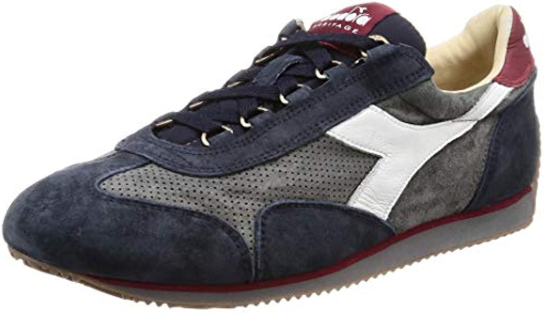 Diadora scarpe da ginnastica ginnastica ginnastica Equipe S SW 18 201.173900 Castle Rock Tibetan rosso | Prezzo di liquidazione  | Uomo/Donna Scarpa  1e9d8f