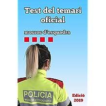Test del Temari Oficial: Mossos d\'Esquadra 2019 (Catalan Edition)