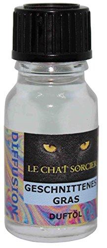 Duftöl von Le Chat Sorcier - Geschnittenes Gras (10ml) -