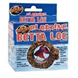 Zoo Med Floating Betta Log Objet d'Ornement pour Aquariophilie