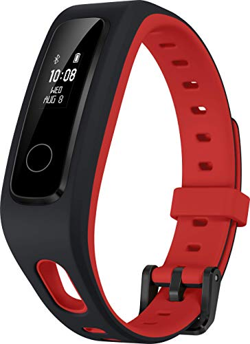 HONOR Band 4 Running Armband Activity Tracker Negro, Rojo OLED 1,27 cm...