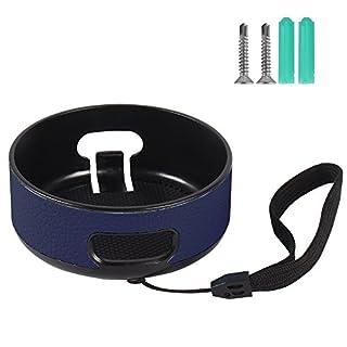 airsson Echo Dot Fall Wandhalterung für Echo Dot 2nd Generation Ständer Guard Halterung Schutzhülle tragbar, der Box für Amazon Echo Dot
