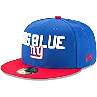 premium selection d9bf4 28df4 New Era NFL NEW YORK GIANTS Authentic 59FIFTY Onstage 2018 Draft Cap