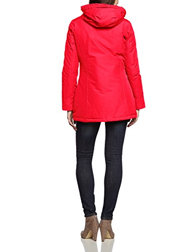 Canadian Classics Fundy Bay - Blouson - Parka - Manches Longues - Femme Rouge (bright Red Brre)