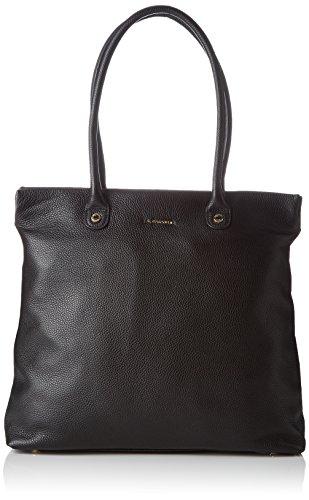 La Bagagerie Annae, Sacs portés épaule Noir (NOIR)
