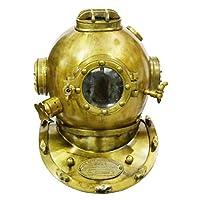 The New Antique Store Scuba Diving Diver Helmet in Antique Finish
