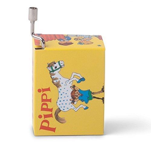 "Preisvergleich Produktbild Mini-Drehorgel ""Hey Pippi Langstrumpf"""