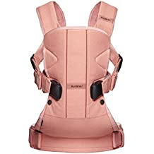 Babybjörn  - Mochila portabebés  one 'the watercolor collection' coral