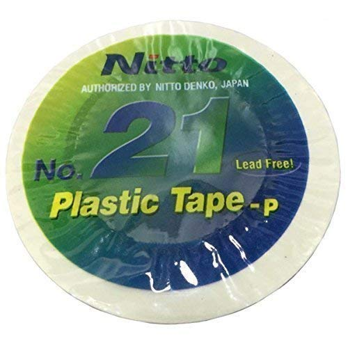 Nitto Denko No 21 Tapeball Cricketball Tape weiß 10 Meter