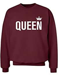 Queen Sudadera Jersey XS – 2 x l