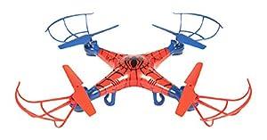 World Tech Toys-Spiderman Marvel Spider-Man Sky Hero 2.4GHz 4.5CH Radio Control Drone, 33737