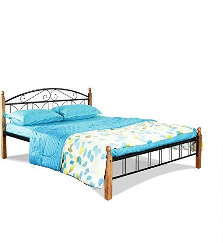 Furniturekraft FK104NE Double Size Bed