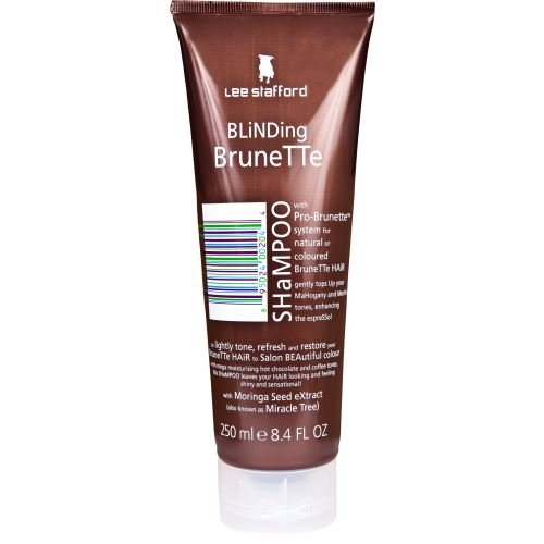 Lee Stafford Blinding Brunettes Shampoo 250ml
