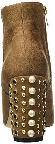 Primadonna 102480691mf, Chaussures À Lacets Low Oxford Femme Marron (cuir)