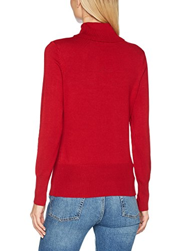 Betty Barclay Damen Pullover Rot (Chili Red 4123)