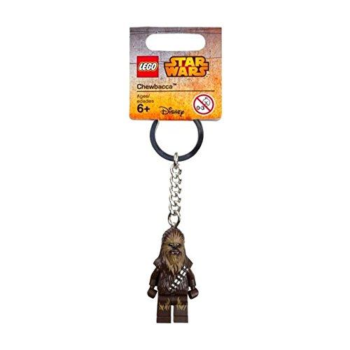 LEGO Star Wars Chewbacca Key Chain Baukasten--Spiele BAU (6Jahr (E)) (Legos Star Wars Spiele)