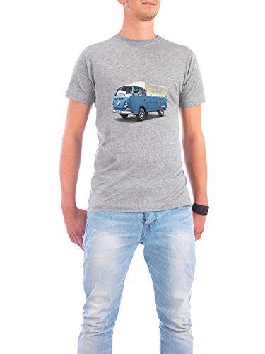 """Design T-Shirt Männer Continental Cotton """"Pritsche"""" - stylisches Shirt Automobile von Mirko Grau"""