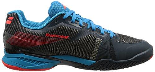 Babolat Homme? S Jet All Court Chaussures de tennis Gris Foncé