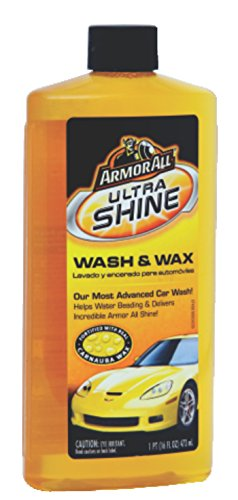 armor all ultrashine wash and wax (473 ml, 2 pieces) Armor All Ultrashine Wash and Wax (473 ml, 2 Pieces) 41N 2BA5Wk bL