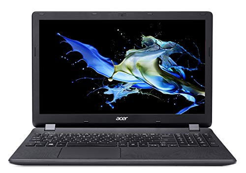 "Acer Extensa 15 EX2519-C1AS Notebook con Processore Intel Celeron N3060, RAM da 4GB DDR3, 500 GB HDD, DVD-Writer, Display 15.6"" HD LED LCD, Scheda grafica Intel HD 400, Linux, Nero"