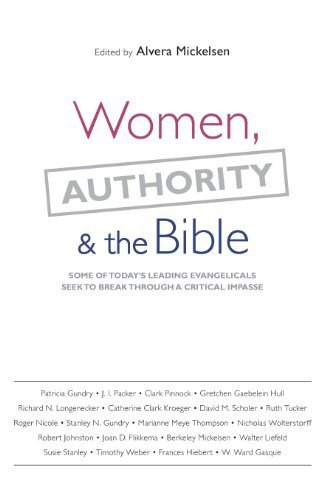 Women, Authority the Bible by IVP Books (1986-03-21)