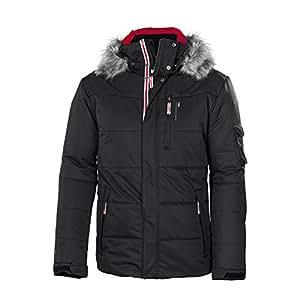 Etirel kendall 221697 aquabase 52 veste de ski pour homme (noir)
