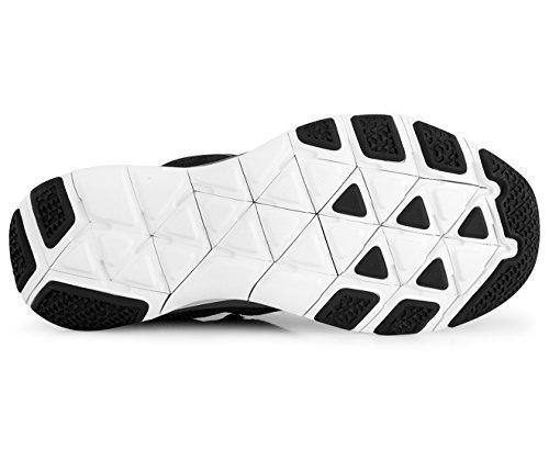 Nike Free Trainer V7, Scarpe Running Uomo Nero (noir / Gris Foncé-blanc)