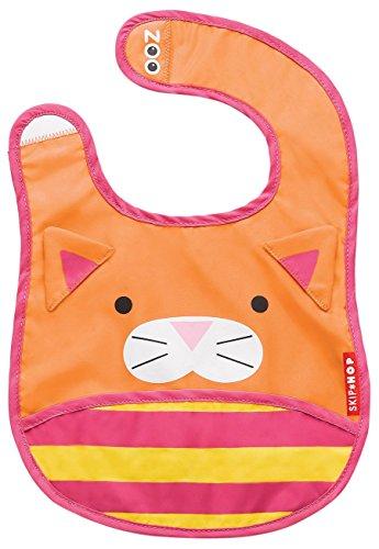 Skip Hop Zoobib Cat - Babero