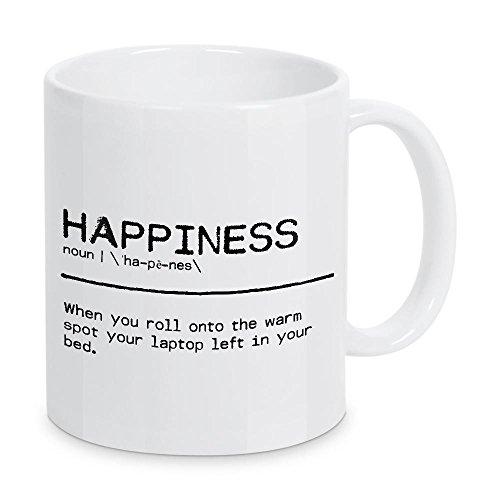 41N%2BFE4bGNL Tassen für das Glück und Glücklichsein - Happiness