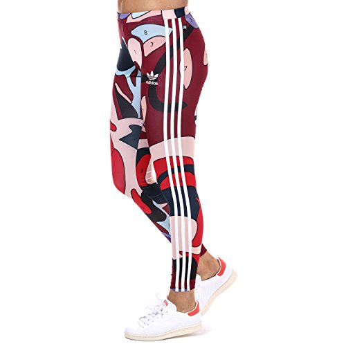 e13f83602d adidas Originals Womens Womens Rita Ora Tights in Multi Colour - 4