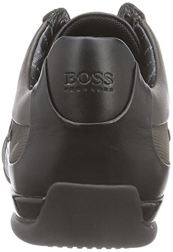 Boss Green Space Select 10180778 01, Baskets Basses Homme Gris - Grau (Dark Grey 021)