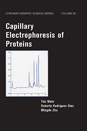 Capillary Electrophoresis of Proteins (Chromatographic Science Series Book 80) (English Edition)