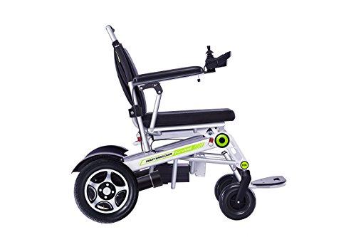 Silla de ruedas eléctrica de plegado automático Airwheel H3S