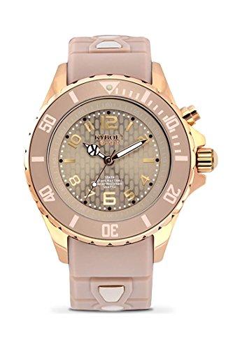 KYBOE! Rose Gold XS Series horloge RG-010-40 (40mm)