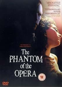 The Phantom of the Opera [DVD] [2004]
