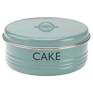 Typhoon Vintage Summer House Blue Cake Tin 1400.654