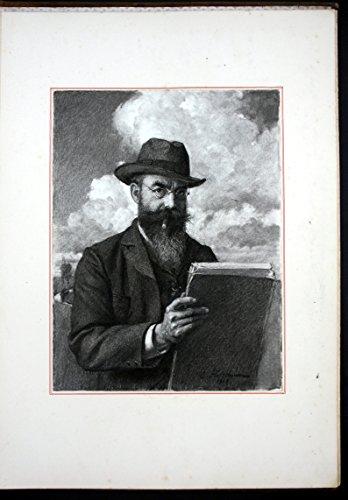 Nürnberg Jugendstil Franz Brochier Carl Fleischmann Paul Ree Manuskript - Bücher Ree