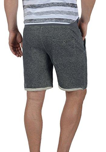 BLEND Reginal - shorts da uomo Charcoal (70818)